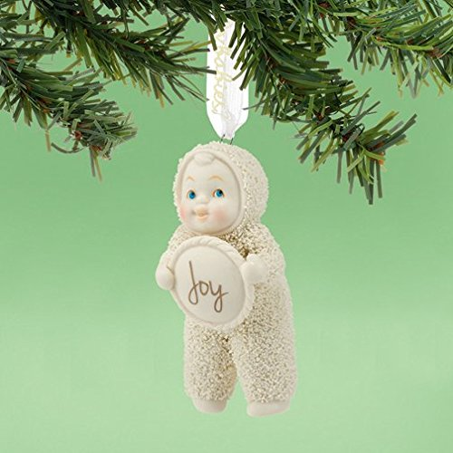 Department 56 Snowbabies Celebrations Full of Joy Ornament