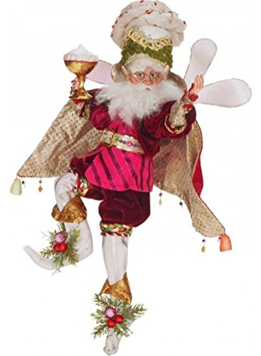 Mark Roberts Fairies, Candy Shoppe Fairy, Large 22 Inches, Packaged with a Tropical Magnet