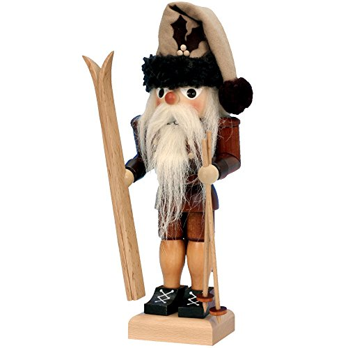 Ulbricht Natural Skier Nutcracker