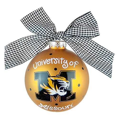 University of Missouri Logo Ornament