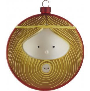 Alessi Christmas Tree Decoration Joseph Giuseppe Bauble