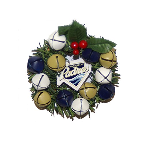 Forever Collectibles MLB Wreath Ornament – San Diego Padres