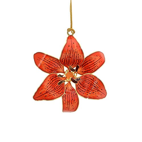 ChemArt Lily Ornament