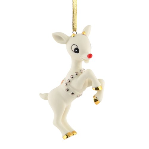 Department 56 Rudolph Rudolph 2014 Bisque Ornament, 2.56-Inch