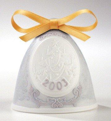 Lladro 2003 Christmas Bell