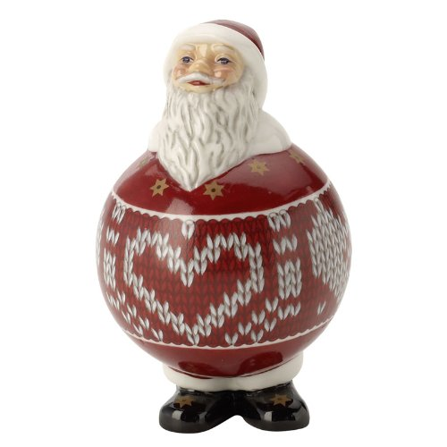 VILLEROY & BOCH Toy's Ornaments Ball Santa