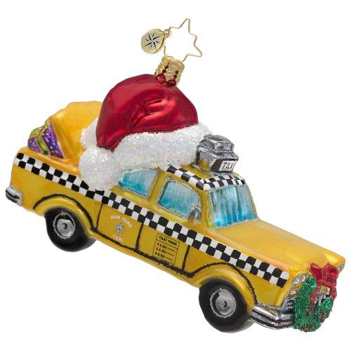 Christopher Radko Christmas in the City Ornament