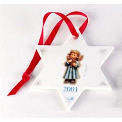 M.I. Hummel Joyful Recital Ornament Dated 2001