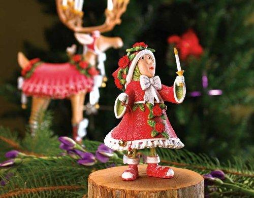 Patience Brewster Donna's Light Elf Ornament