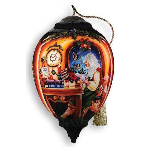 Santa's Workshop – Ne'Qwa Ornament 314-LE-BP NeQwa