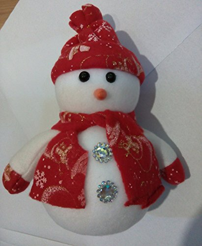 Festive Snowman Style Christmas Tree Decoration Hanging Ornaments – (Premium Quality)