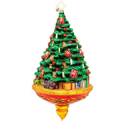 Christopher Radko Joyous Celebration Ornament 2014