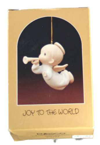 Precious Moments Ornament Joy to the World E2343 1982