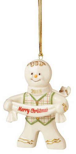 Gingerbread Ornament by Lenox