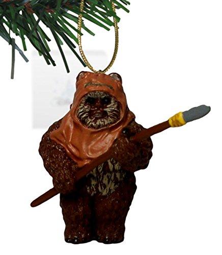"Disney Star Wars ""Wicket – Ewok"" Holiday Ornament – Limited Availability"