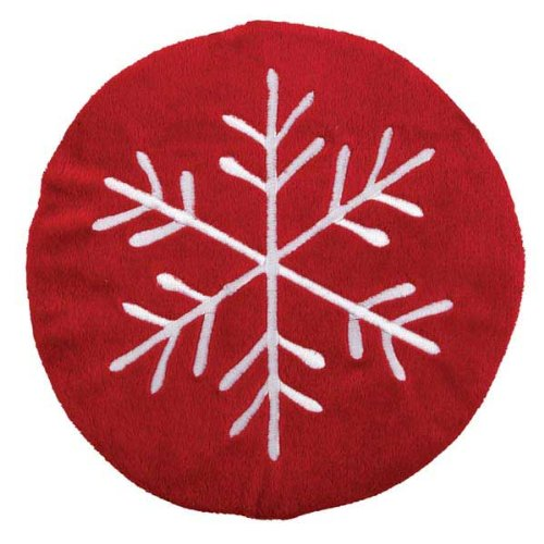 Grriggles Holiday Crinkler Ornament Pet Toy