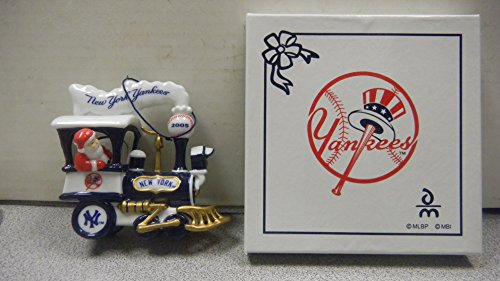 The 2005 Yankees Ornament