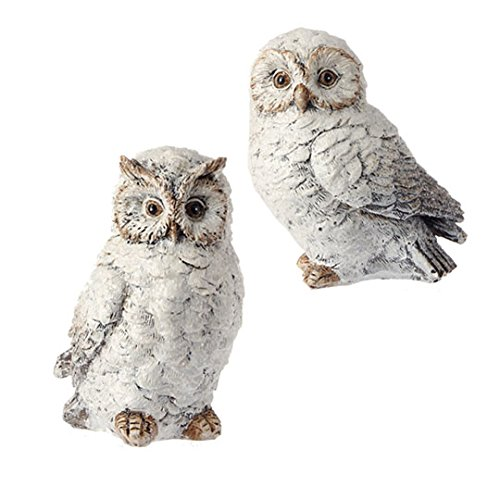 RAZ Imports – 3″ Owls – Set of 2