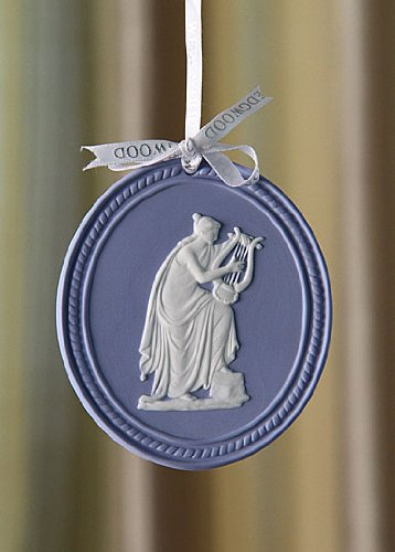 Wedgwood Holiday Annual Ornament 2010 Annual
