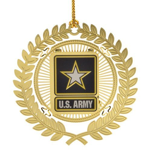 ChemArt United States Army Logo Ornament