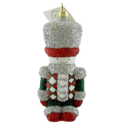 Mattarusky TOY SOLDIER M138 DIAMOND Ornament Christmas New