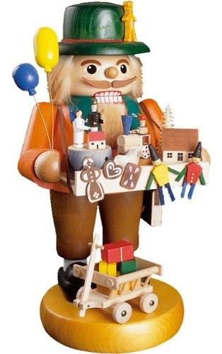 Alexander Taron Richard Glaesser Nutcracker Toymaker – 13″H x 7.5″W x 8″D