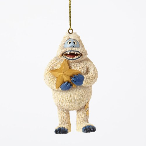 Rudolph Jim Shore Ho Bumble With Gold Star Ornament