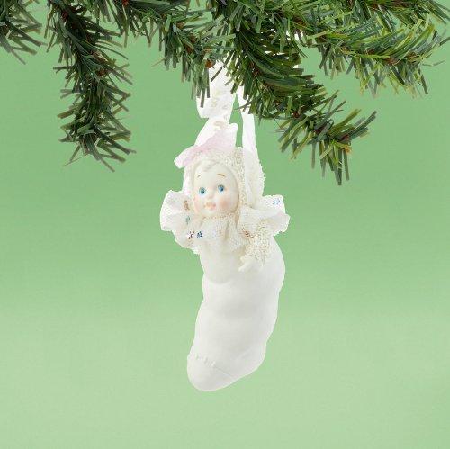 Department 56 Snowbabies by Kristi Jensen Pierro 1st Princess Ornament, 3.54-Inch
