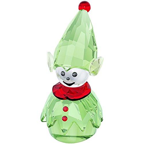 """Swarovski """"Santa's Helper"""" Figurine"""