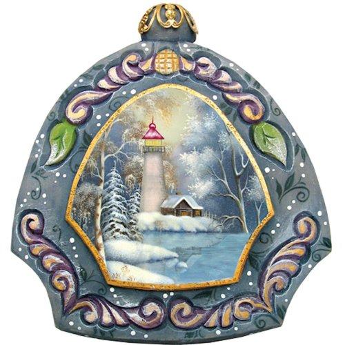 G DeBrekht Harbor Light Treasured Memories Ornament 6102832