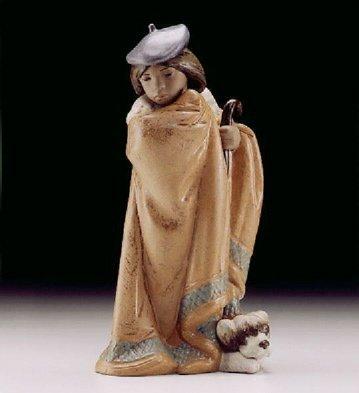 Lladro Little Shepherd 12401
