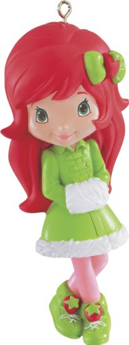 Strawberry Shortcake 2014 Carlton Heirloom Ornament