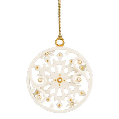 Lenox Snowflake Winter Wonderland Ornament