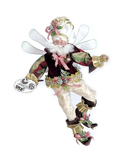 Mark Roberts Collectible Chocolate Maker Christmas Fairy – Large 19″ #51-42282