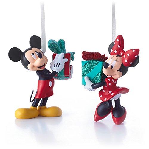 Hallmark Disney Mickey And Minnie Mouse Christmas