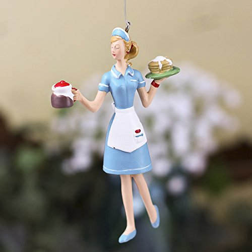 Department 56 Waitress Ornament