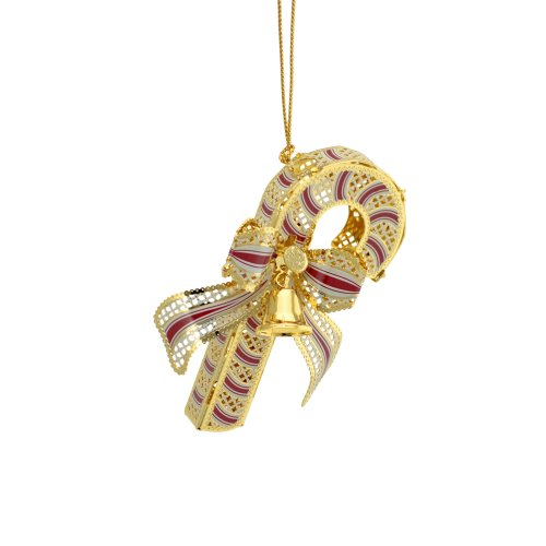 ChemArt 3D Candy Cane Ornament