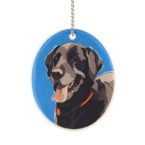 Department 56 Go Dog Black Lab Ornament, 3.5-Inch