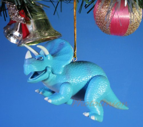 *A437 Decoration Ornament Party Xmas Tree Home Decor Disney Toy Story Trixie Toy Model (Original from TheBestMoment @ Amazon)