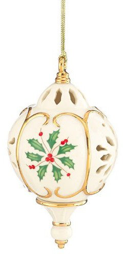 Lenox 2013 Holiday Pierced Ornament