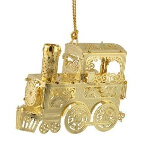 ChemArt 2.75″ Collectible Keepsakes Toy Train Christmas Ornament