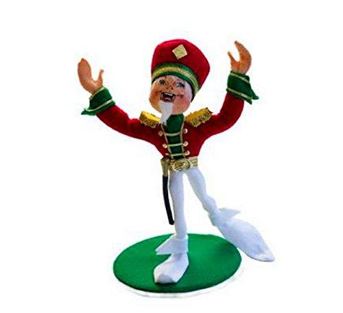 2013 Annalee Dolls 9″ Nutcracker From the Nutcracker Ballet for Christmas, Posable