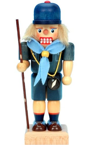 "32-213 – Christian Ulbricht Nutcracker – Cub Scout – 9″""H x 3.75″""W x 3.5″""D"
