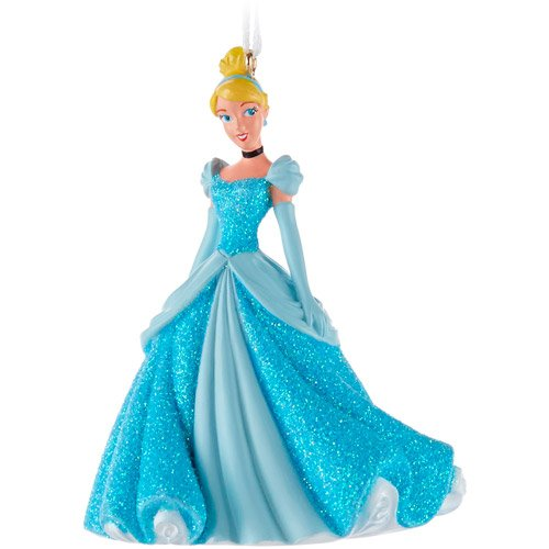 Hallmark 2014 Disney Cinderella Christmas Tree Ornament