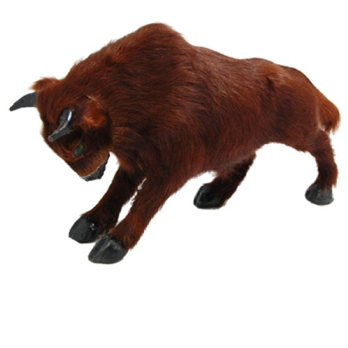 Small Bullfight OX Animal Home Decoration Craft Gift