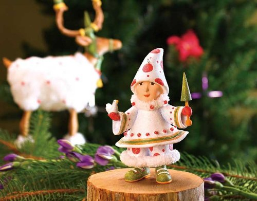 Patience Brewster Blitzen's Tree Elf Ornament