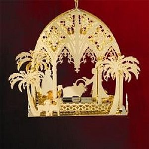 Baldwin – Nativity Scene