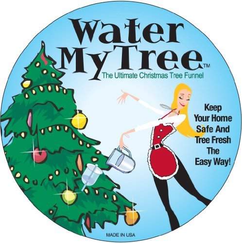 """Water My Tree """"The Ultimate Christmas Tree Funnel"""""""