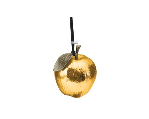 Michael Aram Apple Ornament