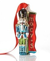Macy's Soldier Holiday Lane Christmas Ornament 5″